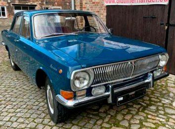 ГАЗ-24 в Германии
