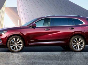 Buick Envision Plus