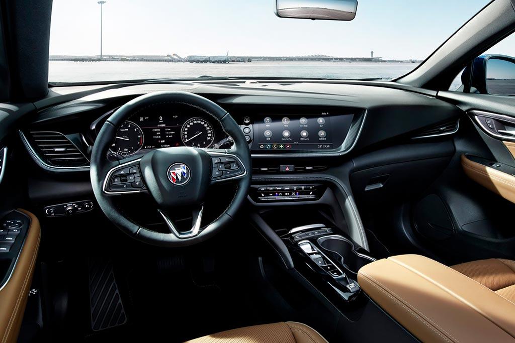 Buick Envision Plus: растянутый вариант кроссовера для китайского рынка