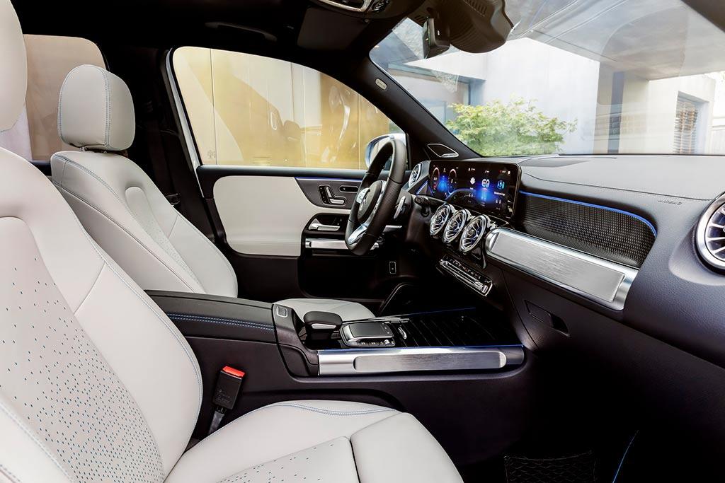 В Шанхае представлен электрический кроссовер Mercedes-Benz EQB