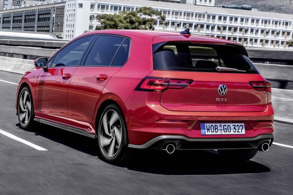 Volkswagen Golf 8 GTI