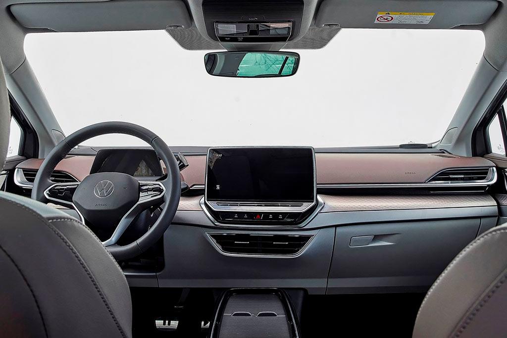 Кроссовер Volkswagen ID.6: эксклюзив для Китая представлен сразу в двух версиях