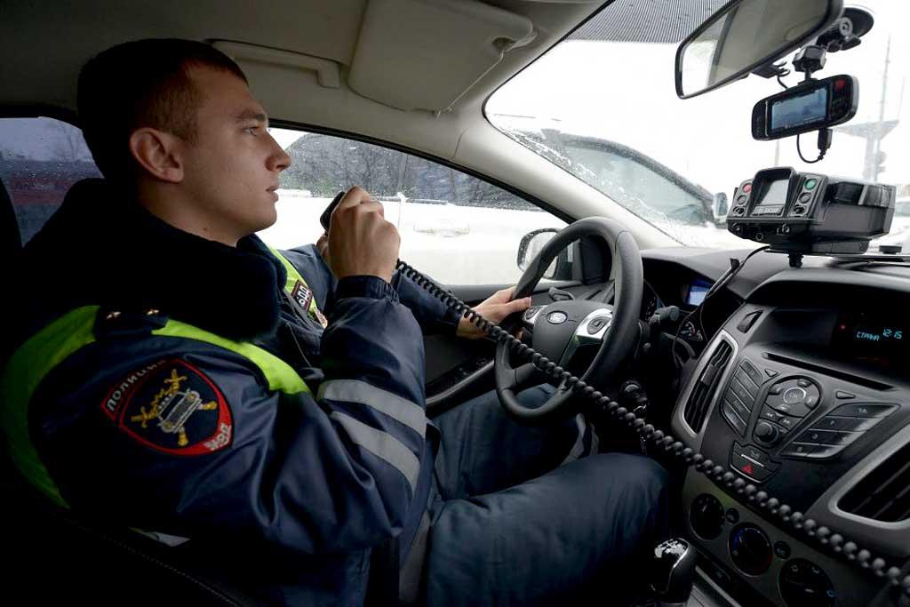Новое оборудование для инспекторов ГИБДД