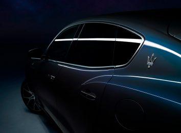 Maserati Levante Hybrid