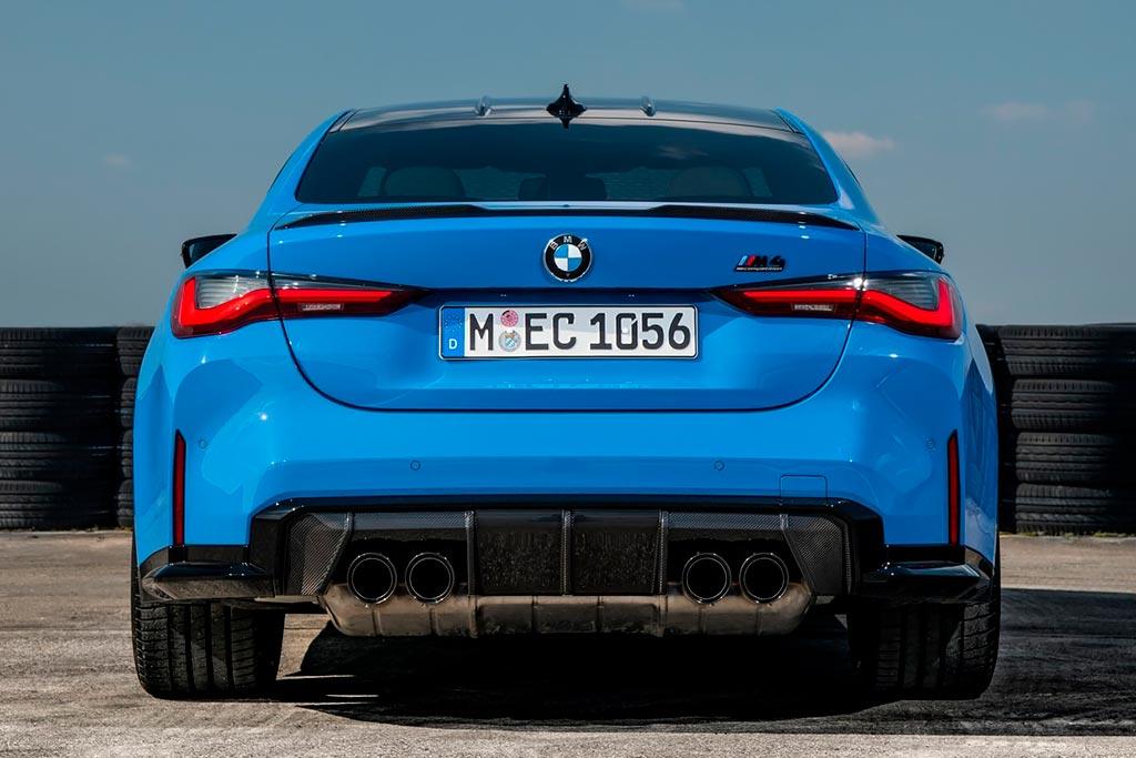 BMW M3 и M4 Competition получили полноприводную трансмиссию