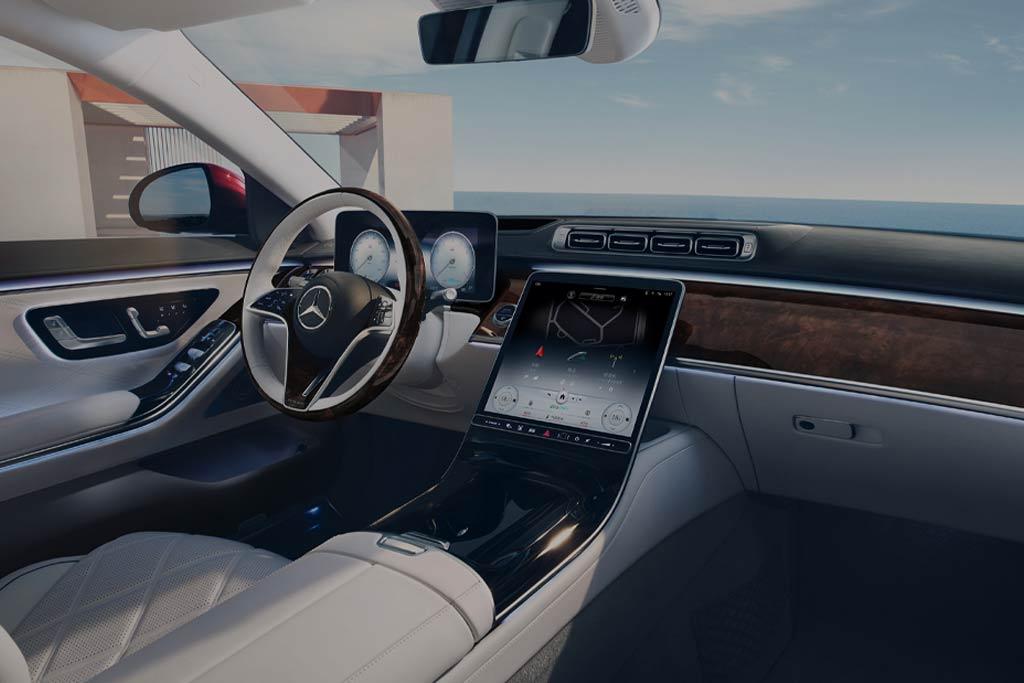 Новый Maybach S-Class оснастили базовой «шестеркой»: для желающих сэкономить