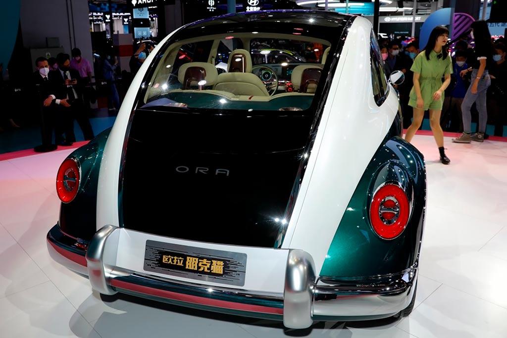 ORA Punk Car