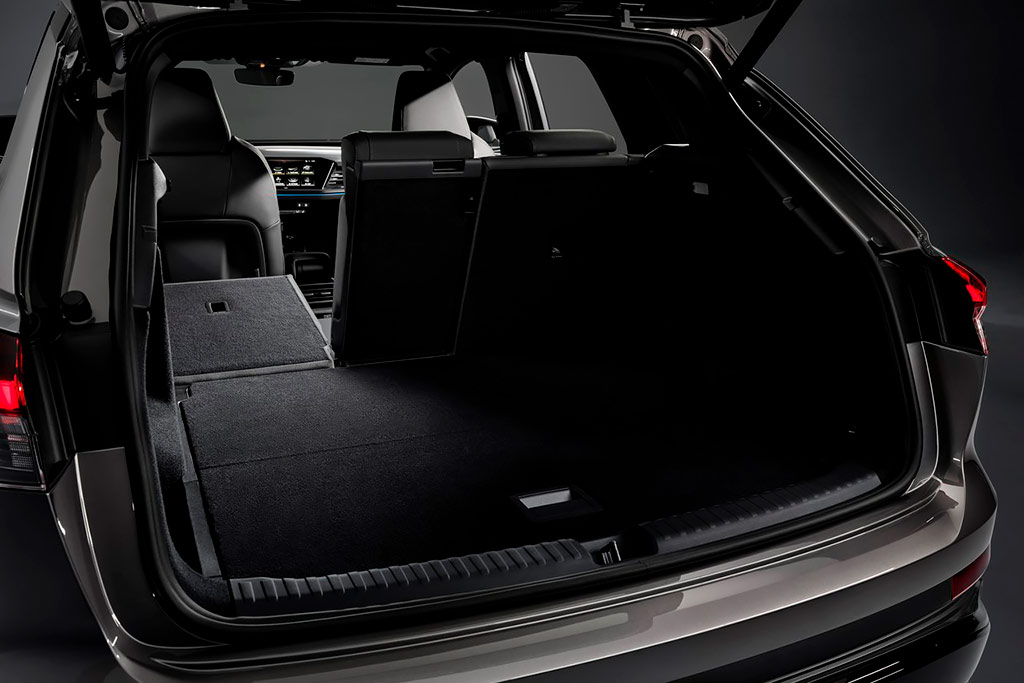 Электрический Audi Q4 e-tron дебютировал вместе с версией Sportback