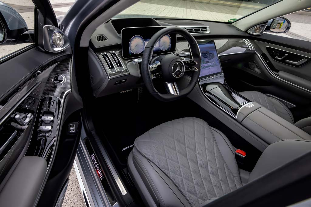 Mercedes S 580 4Matic