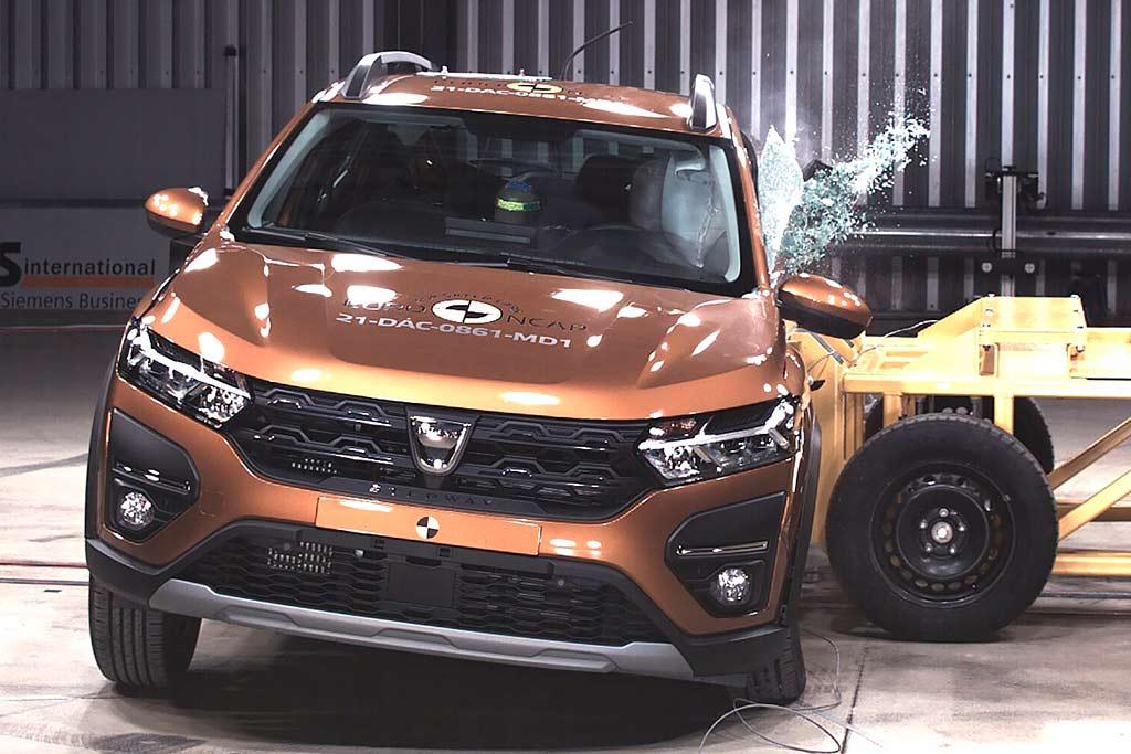 Новые Логан и Сандеро провалили краш-тест Euro NCAP: но не все так плохо