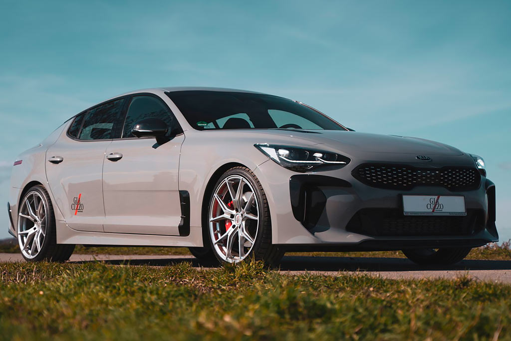 KIA Stinger от Barracuda и Giacuzzo
