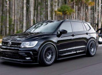 VW Tiguan SE R-Line Black RiNo