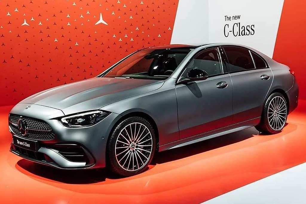 Озвучены цены на Mercedes C-Class 2021 для России: на старте лишь два мотора