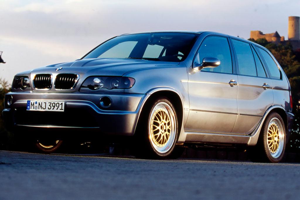 BMW X5 Le Mans Concept
