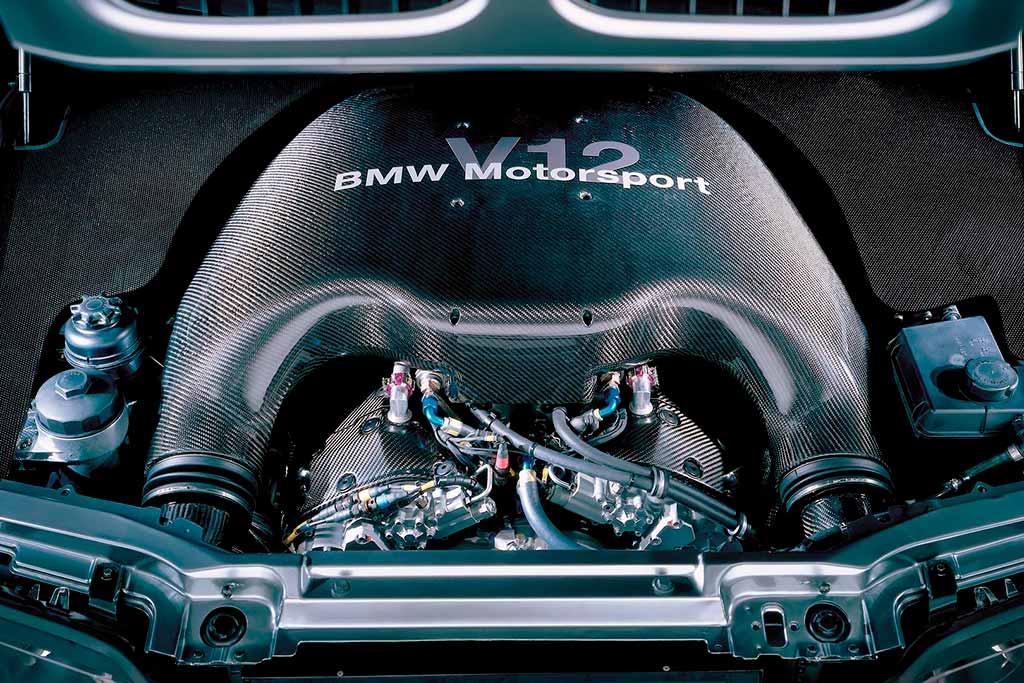 BMW X5 Le Mans Concept: 700-сильный кроссовер с мотором V12 от Макларен F1