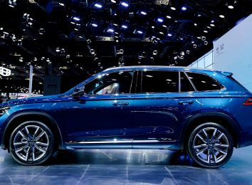 Geely Xingyue L