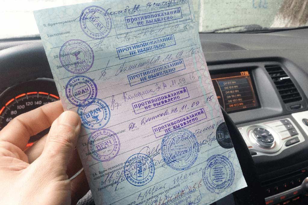 Замена водительских прав в 2021 году: сроки, стоимость, медсправка