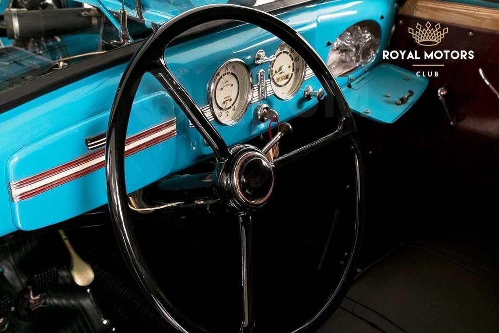 Сегодня таких почти не найти: в продаже фургон Москвич-401-422 «Буратино»