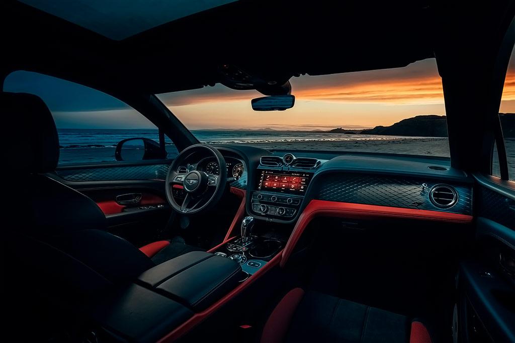 Bentley Bentayga S: спортивный вариант базовой версии внедорожника