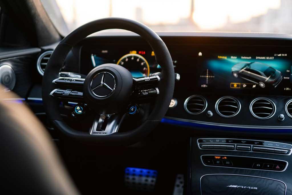 Немцы презентовали Brabus 800 на базе рестайлинговой версии Mercedes-AMG E63