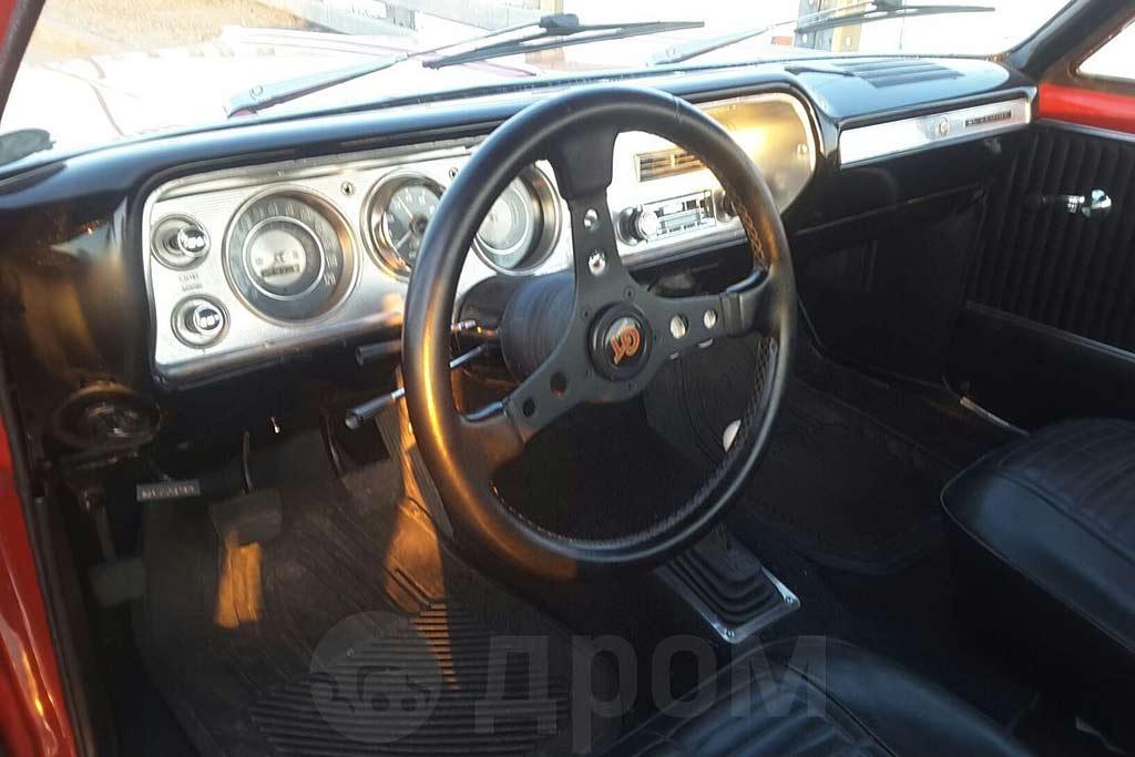 В Санкт-Петербурге продают необычный пикап: это редкий Chevrolet El Camino 1964 года