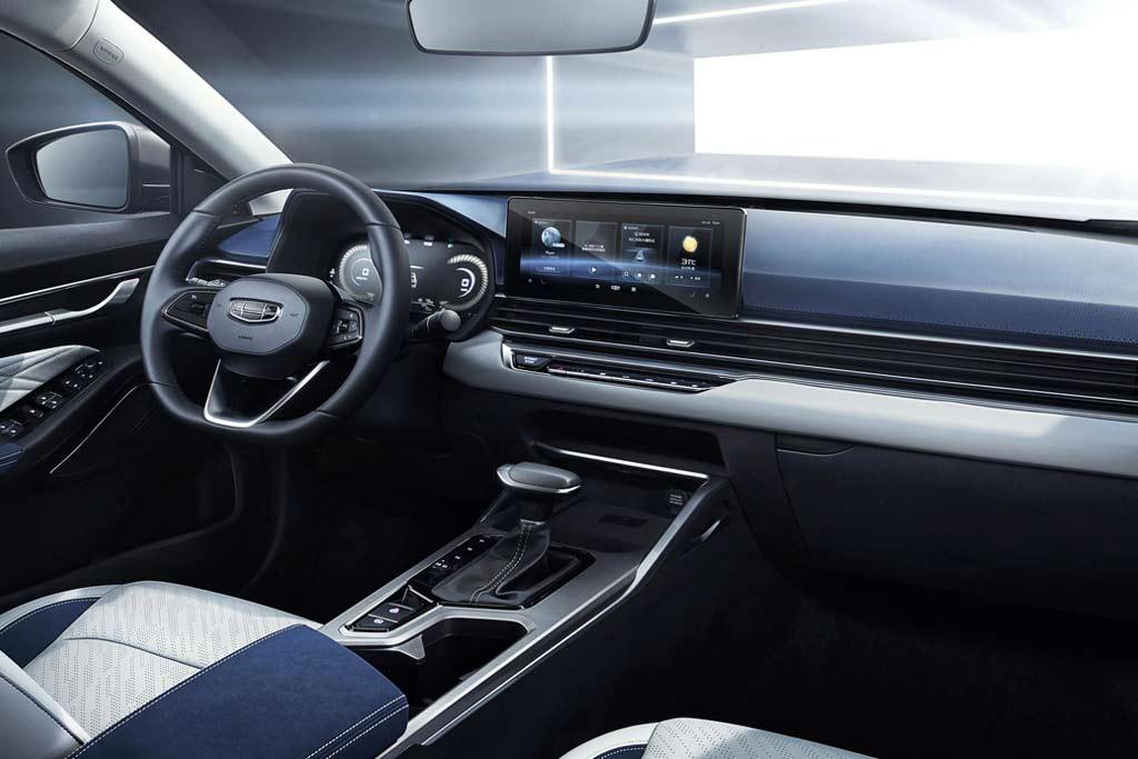 Geely Emgrand 2021: представлен седан третьего поколения