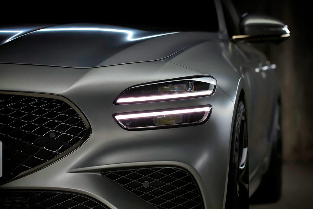 Представлен новый Genesis G70 Shooting Brake: стильный универсал для Европы