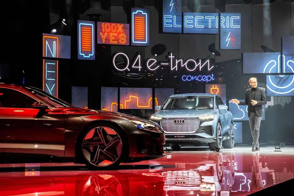 Женевский автосалон 2022 года пройдет по плану: выставка откроется в феврале