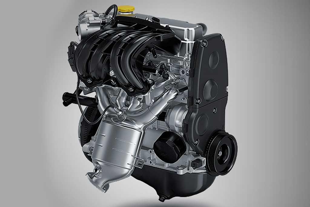 Мотор ВАЗ-11186