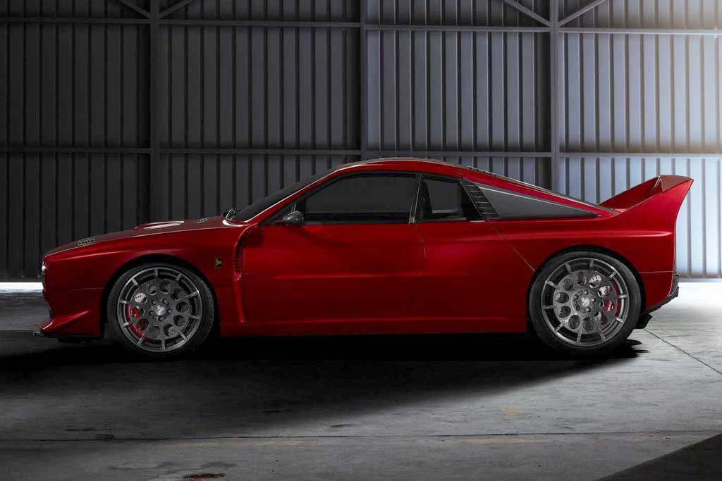 Kimera EVO37: современная интерпретация легендарной Lancia 037