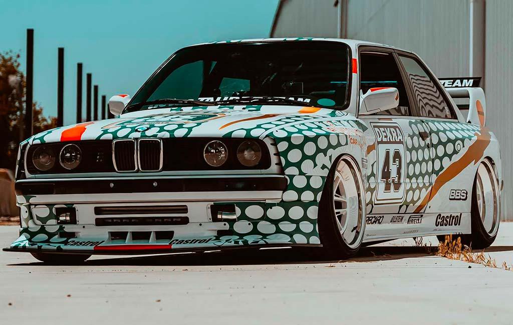 BMW M3 (E30) Tic Tac