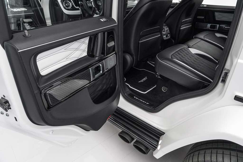 Mansory G-Class Viva Edition