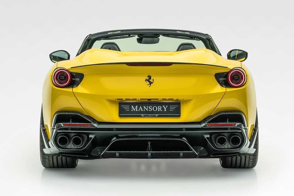 Mansory Portofino M