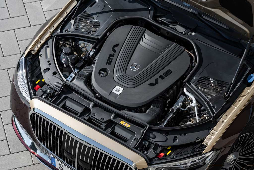 Представлен флагманский Mercedes-Maybach S680 с мотором V12 стоимостью в ₽28 млн