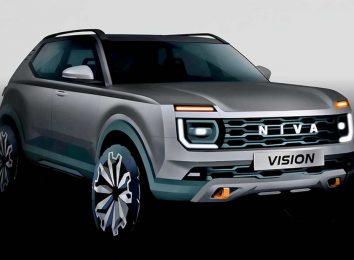 Lada Niva Vision Concept