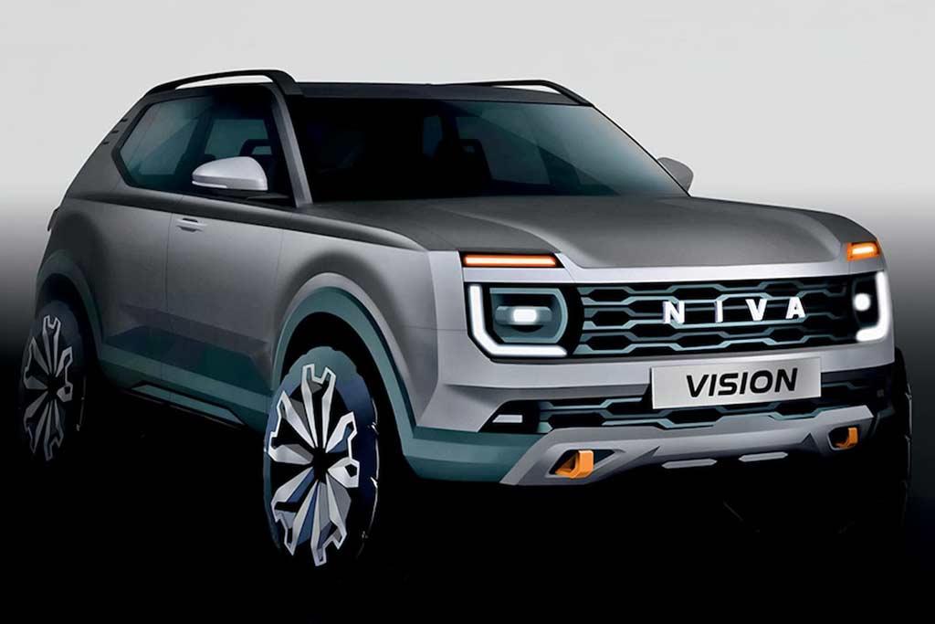 Никаких Х-образных выштамповок: АвтоВАЗ утвердил дизайн Нивы-3