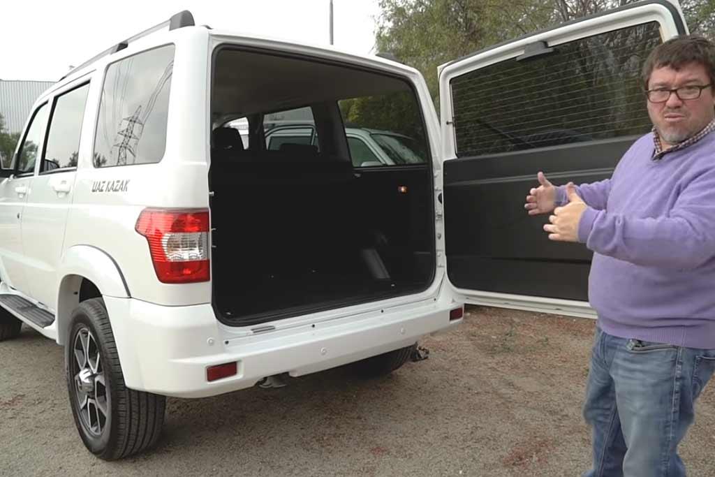 Что думают про UAZ Patriot в Чили: местный журналист рассказал свои впечатления