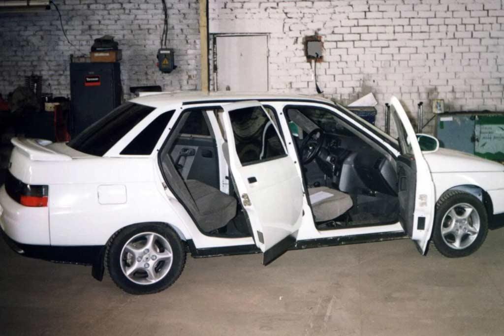 Не просто «Премьер», а версия VIP: в чем была особенность такого ВАЗ-2110