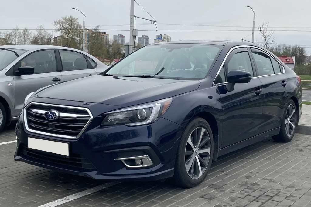Владею машиной 1,5 года, за спиной 30.000 км: отзыв о Subaru Legacy