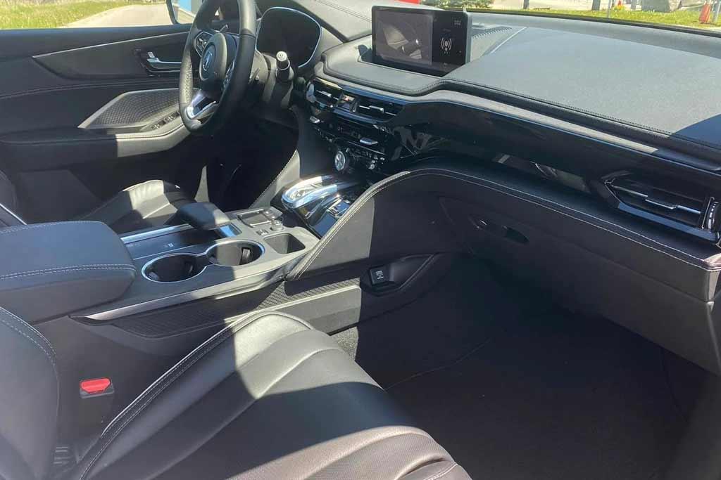 Поменял 1,5-годовалую Acura MDX на новую 2021 года и потерял на этом кучу денег