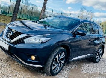Отзыв о Nissan Murano
