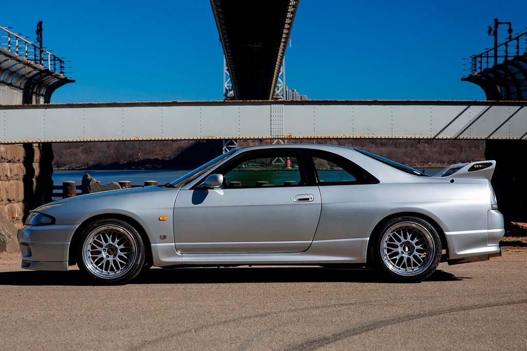 Nissan Skyline GT-R V-Spec 1995