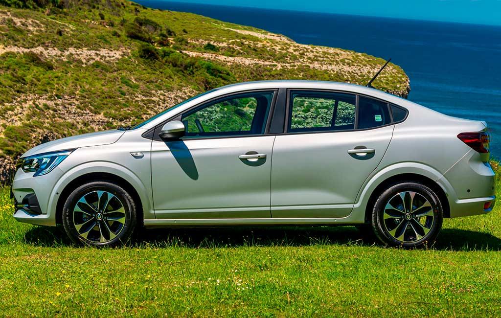 Новый седан Renault Taliant: вариация Логана для рынка Турции