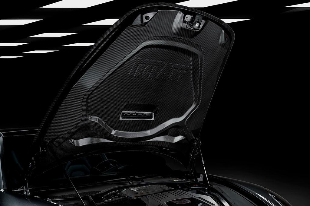 Porsche Panamera от TechArt