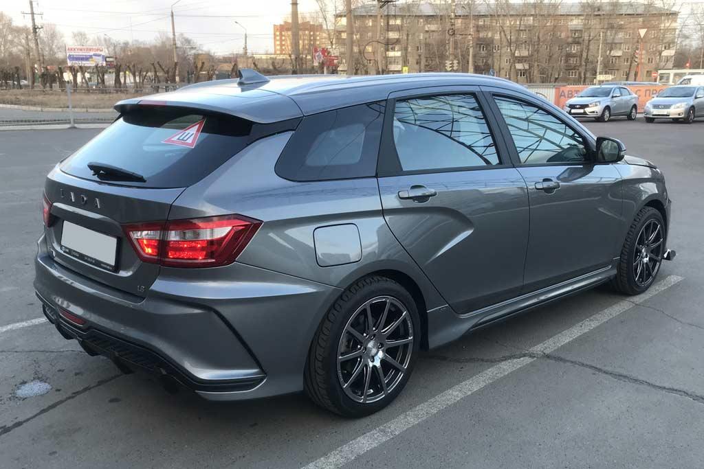 АвтоВАЗ вынужден отказаться от платформы Lada Vesta: вот его аргументы