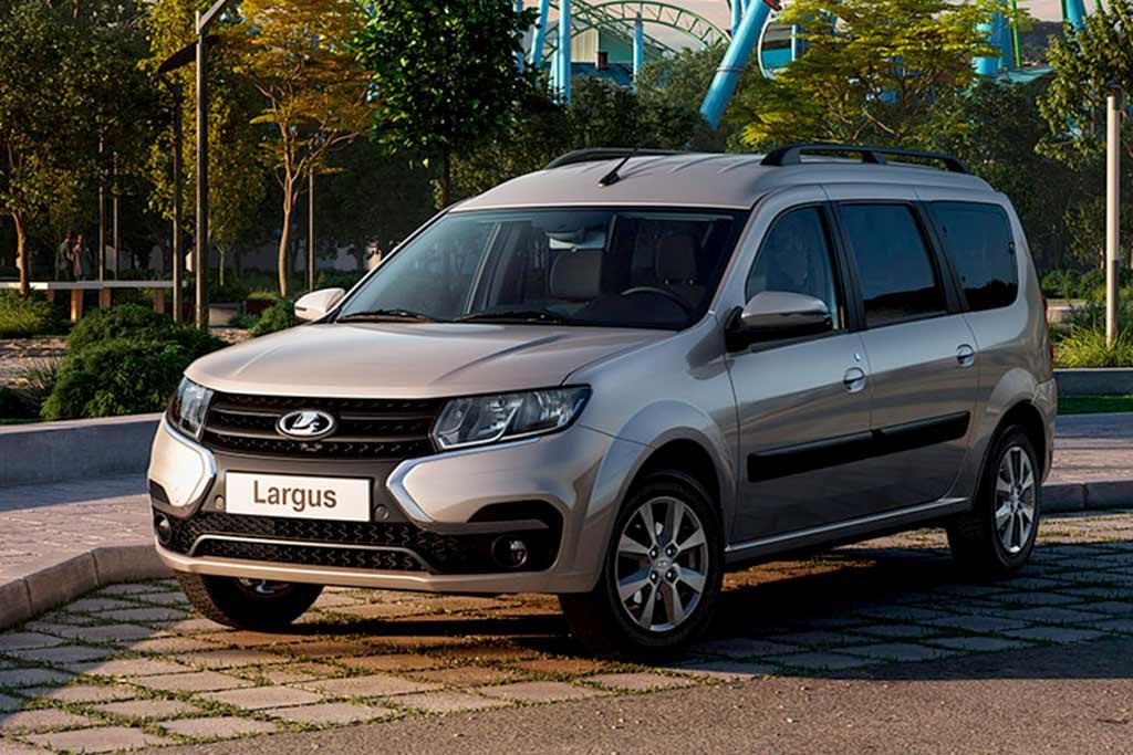 Почему АвтоВАЗ называет рестайлинговый Largus FL новым: в компании дали объяснение