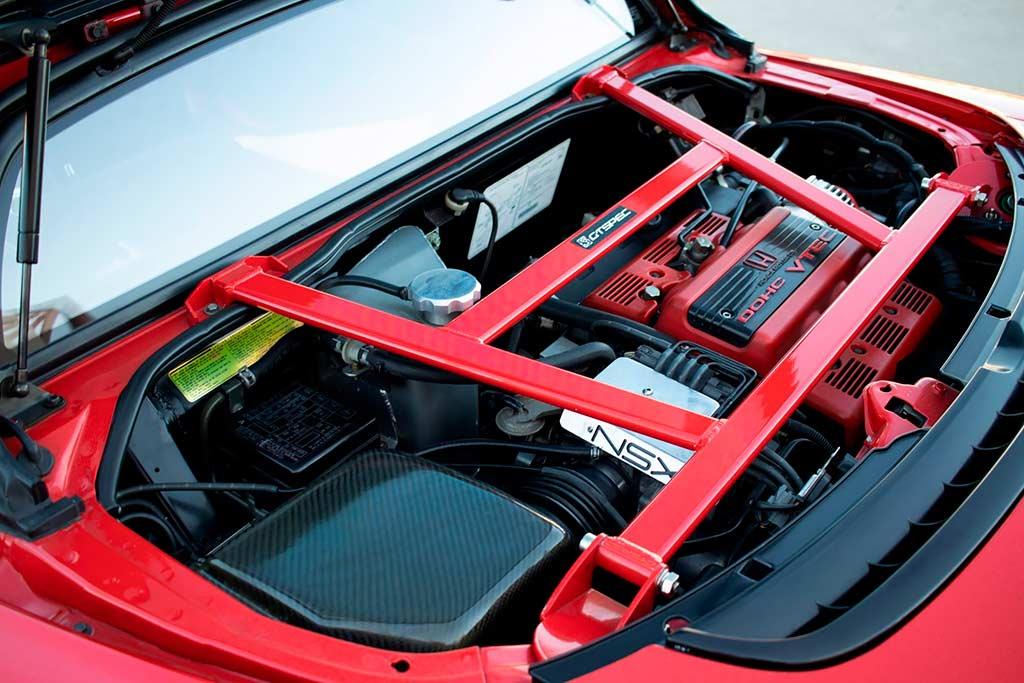 Wide NSX 1991 года