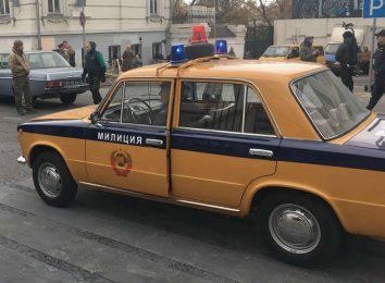 ВАЗ-2101 ГАИ