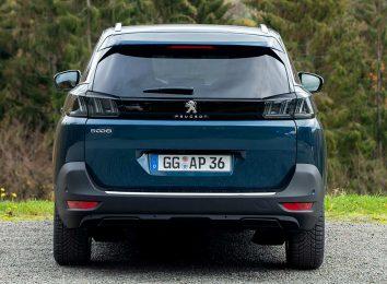 Peugeot 5008 [year]