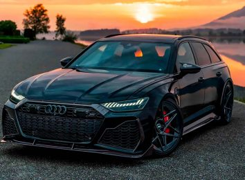 ABT RS6 Signature Edition